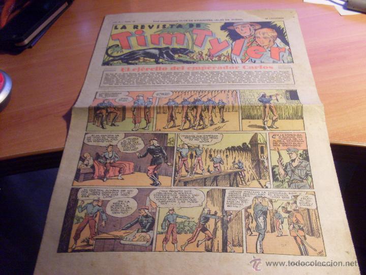TIM TYLER Nº 59 ( ED. HISPANO AMERICANA) (COIB97) (Tebeos y Comics - Hispano Americana - Tim Tyler)