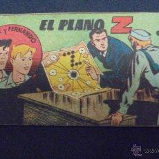 Tebeos - JORGE Y FERNANDO. EL PIANO Z. Nº 135. HISPANO AMERICANA DE EDICIONES. - 48466784