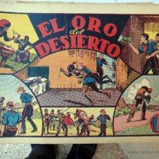 Tebeos: JORGE Y FERNANDO , EL ORO DEL DESIERTO , HISPANO AMERICANA , ORIGINAL , H. Lote 48963697