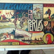 Tebeos: EL HOMBRE ENMASCARADO , LOS PESCADORES DE PERLAS , ORIGINAL , H. Lote 48965195