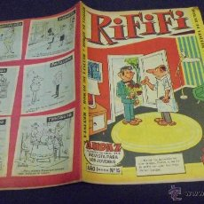 Tebeos: RIFIFI. Nº 15. HISPANO AMERICANA DE EDICIONES.. Lote 49146124