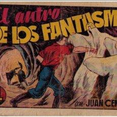Livros de Banda Desenhada: JUAN CENTELLA (22 X 31). EL ANTRO DE LOS FANTASMAS. Lote 27389091