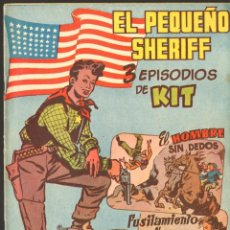 Tebeos: TEBEOS-COMICS CANDY - PEQUEÑO SHERIFF - Nº 27 - 2ª SERIE - DIFICIL *BB99. Lote 49555581