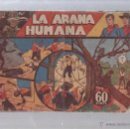 Tebeos: LA ARAÑA HUMANA. EDICIONES HISPANO AMERICANA.. Lote 49766537