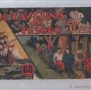 Tebeos: LA CAVERNA DEL TESORO. EDICIONES HISPANO AMERICANA.. Lote 49766566
