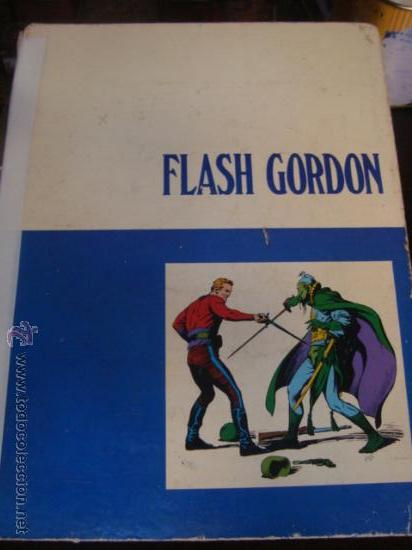 HEROES DEL COMIC, FLASH GORDON, TOMO 1 , EL TIRANO DE MONGO, EN EL REINO DE LOS HIELOS, LOS TECNICOS (Tebeos y Comics - Hispano Americana - Flash Gordon)