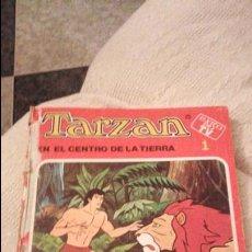 Tebeos: TARZAN ÉXITO EN TV FHER 1979. 70 PTS. COLECCIÓN COMPLETA A FALTA DEL NÚM 4. DIFICIL. IMPORTANTE LEER. Lote 50398349