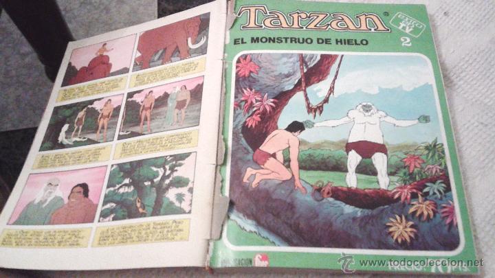 Tebeos: TARZAN ÉXITO EN TV FHER 1979. 70 PTS. COLECCIÓN COMPLETA A FALTA DEL NÚM 4. DIFICIL. IMPORTANTE LEER - Foto 6 - 50398349