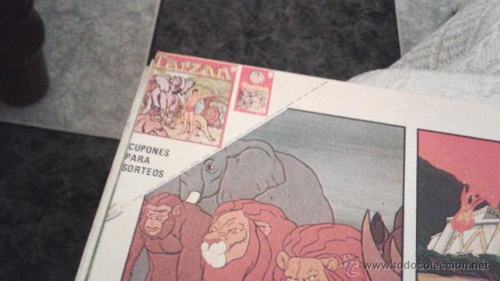 Tebeos: TARZAN ÉXITO EN TV FHER 1979. 70 PTS. COLECCIÓN COMPLETA A FALTA DEL NÚM 4. DIFICIL. IMPORTANTE LEER - Foto 10 - 50398349
