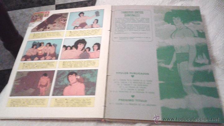 Tebeos: TARZAN ÉXITO EN TV FHER 1979. 70 PTS. COLECCIÓN COMPLETA A FALTA DEL NÚM 4. DIFICIL. IMPORTANTE LEER - Foto 11 - 50398349