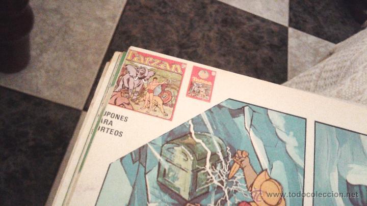 Tebeos: TARZAN ÉXITO EN TV FHER 1979. 70 PTS. COLECCIÓN COMPLETA A FALTA DEL NÚM 4. DIFICIL. IMPORTANTE LEER - Foto 17 - 50398349
