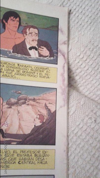 Tebeos: TARZAN ÉXITO EN TV FHER 1979. 70 PTS. COLECCIÓN COMPLETA A FALTA DEL NÚM 4. DIFICIL. IMPORTANTE LEER - Foto 20 - 50398349