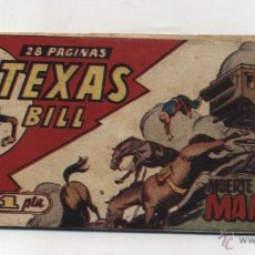 Livros de Banda Desenhada: TEXAS BILL Nº 75. HISPANO AMERICANA 1949.. Lote 50404825