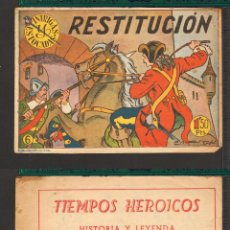 Tebeos: TEBEOS-COMICS CANDY - INTRIGAS Y ESTOCADAS - HISPANOAMERICANA - 1957 - Nº 6 - DIFICIL *BB99. Lote 50452020
