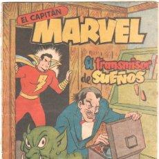 Tebeos: EL CAPITAN MARVEL ORIGINAL HISPANO AMERICANA 1960 Nº 13 - . Lote 50770055