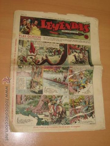 LEYENDAS INFANTILES N° 115 - HISPANO AMERICANA (Tebeos y Comics - Hispano Americana - Leyendas Infantiles)