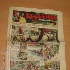 Tebeos: LEYENDAS INFANTILES N° 115 - HISPANO AMERICANA. Lote 50815667