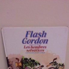 Tebeos: FLASH GORDON EDT BURULAN AÑO 83 LOS HOMBRES SELVATICOS TOMO 6. Lote 50954113