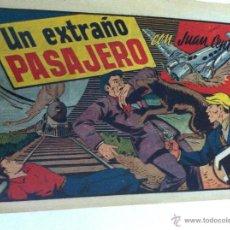Livros de Banda Desenhada: JUAN CENTELLA - UN EXTRAÑO PASAJERO. Lote 50996374