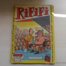 Tebeos: LOTE RIFIFI. Lote 51060357