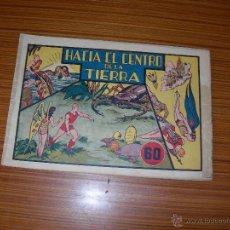 Tebeos: CARLOS EL INTREPIDO Nº HACIA EL CENTRO DE LA TIERRA DE HISPANO AMERICANA . Lote 51154538