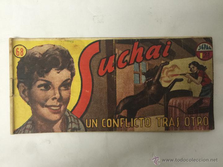 COMIC SUCHAI. HISPANO AMERICANA DE EDICIONES, S.A. Nº 68 (Tebeos y Comics - Hispano Americana - Suchai)