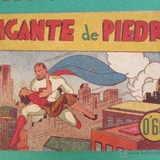 Tebeos: CICLON EL SUPERHOMBRE , EL GIGANTE DE PIEDRA , HISPANO AMERICANA ,PRIMERA EDICION SUPERMAN. Lote 51373929
