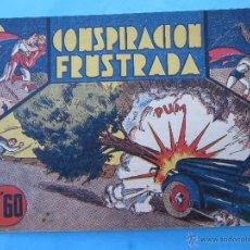 Tebeos: CICLON EL SUPERHOMBRE , CONSPIRACION FRUSTRADA , HISPANO AMERICANA ,PRIMERA EDICION SUPERMAN. Lote 51374229
