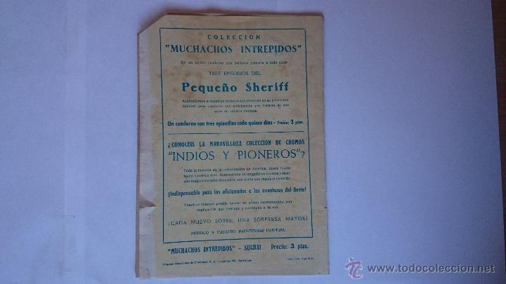 Tebeos: ANTIGUO COMIC SUCHAI , Nº1 , (3 EPISODIOS)-HISPANO AMERICANA . R-162 - Foto 2 - 51684695