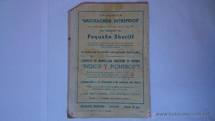 Tebeos: ANTIGUO COMIC SUCHAI , Nº3 , (3 EPISODIOS)-HISPANO AMERICANA . R-164 - Foto 2 - 51685185