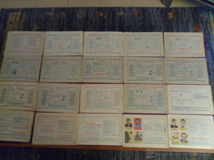 Tebeos: JUAN CENTELLA NºS 1 AL 44 ORIGINALES Y SUELTOS. HISPANO AMERICANA 1940. 0,50 PTS. MUY DIFÍCILES!!!!! - Foto 5 - 47696086