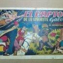 Tebeos: CARLOS EL INTREPIDO , Nº 21 - HISPANO AMERICANA -T. Lote 51891195