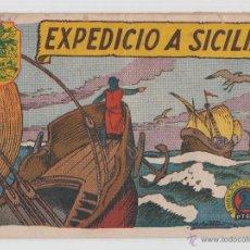 Tebeos: HISTORIA I LLEGENDA Nº 24 EXPEDICIO A SICILIA. Lote 52311788