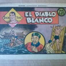 Tebeos: DICK TORO Nº 12 -- 1946 - HISPANO AMERICANA -T. Lote 52314660