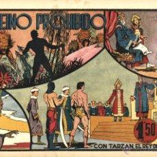 Tebeos: ARCHIVO (118): TARZAN Nº 12 DE HOGARTH (HISPANO AMERICANA, 1942). Lote 52355441