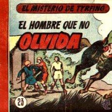 Tebeos: ARCHIVO (124): ERIK EL HOMBRE DEL NORTE Nº 23 (HISPANO AMERICANA , 1952) DE HANS G. KREESE. Lote 52395276