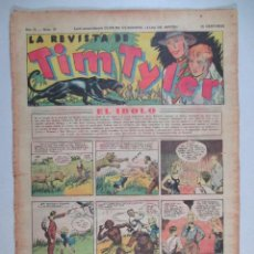 Tebeos: LA REVISTA DE TIM TYLER , AÑO II , Nº 47 , HISPANO AMERICANA , 1937. Lote 52573569