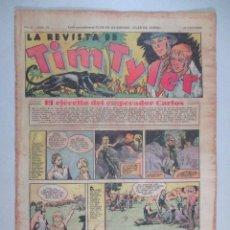 Tebeos: LA REVISTA DE TIM TYLER , AÑO II , Nº 53 , HISPANO AMERICANA , 1937. Lote 52573627