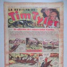 Tebeos: LA REVISTA DE TIM TYLER , AÑO II , Nº 56 , HISPANO AMERICANA , 1937. Lote 52573651