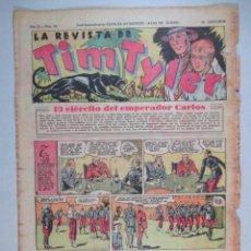 Tebeos: LA REVISTA DE TIM TYLER , AÑO II , Nº 61 , HISPANO AMERICANA , 1937. Lote 52573714