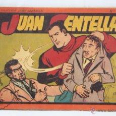 Tebeos: ANTIGUO CÓMIC - JUAN CENTELLA. ÁLBUM Nº 3 - HISPANO AMERICANA DE EDICIONES, AÑO 1944. Lote 52629432