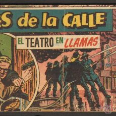 Tebeos: TEBEOS-COMICS CANDY - ANGELES DE LA CALLE - Nº 5 - HISPANOAMERICANA 1951 *AA99. Lote 48137725
