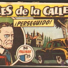 Tebeos: TEBEOS-COMICS CANDY - ANGELES DE LA CALLE - Nº 7 - HISPANOAMERICANA 1951 *BB99. Lote 48137757