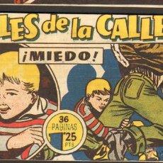 Tebeos: TEBEOS-COMICS CANDY - ANGELES DE LA CALLE - Nº 9 - HISPANOAMERICANA 1951 *BB99. Lote 48137771
