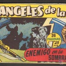 Tebeos: TEBEOS-COMICS CANDY - ANGELES DE LA CALLE - Nº 11 - HISPANOAMERICANA 1951 *AA98. Lote 48137820