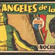 Tebeos: TEBEOS-COMICS CANDY - ANGELES DE LA CALLE - Nº 12 - HISPANOAMERICANA 1951 *AA98. Lote 48137843
