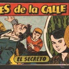 Tebeos: TEBEOS-COMICS CANDY - ANGELES DE LA CALLE - Nº 14 - HISPANOAMERICANA 1951 *AA98. Lote 48137892
