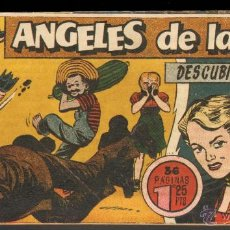 Tebeos: TEBEOS-COMICS CANDY - ANGELES DE LA CALLE - Nº 15 - HISPANOAMERICANA 1951 *AA99. Lote 48137922