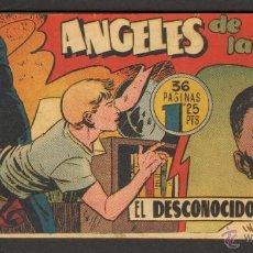 Tebeos: TEBEOS-COMICS CANDY - ANGELES DE LA CALLE - Nº 16 - HISPANOAMERICANA 1951 *AA98. Lote 48137952