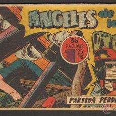 Tebeos: TEBEOS-COMICS CANDY - ANGELES DE LA CALLE - Nº 17 - HISPANOAMERICANA 1951 *BB99. Lote 48137991